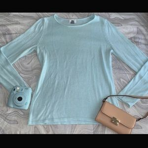 Old Navy Light Blue Sweater